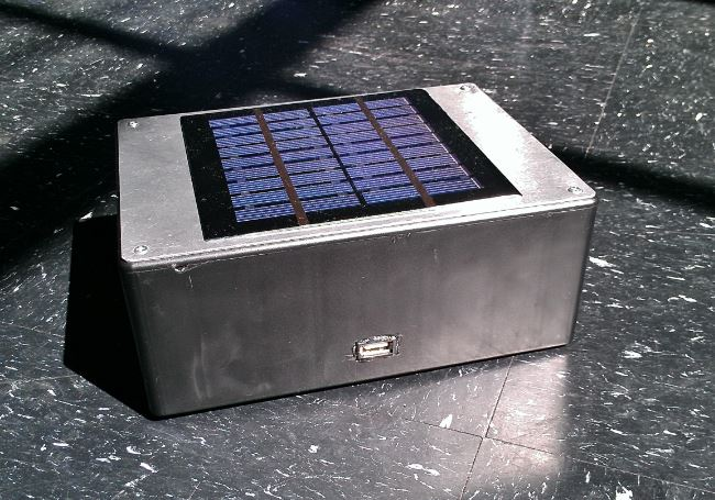 Solar Charger Smaller